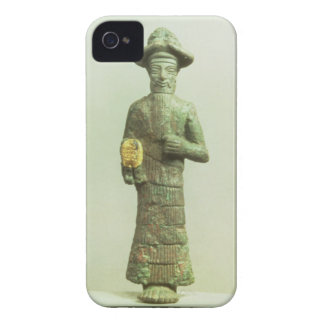 Elamite God with Golden Hand from Susa, Southweste iPhone 4 Case-Mate Cases