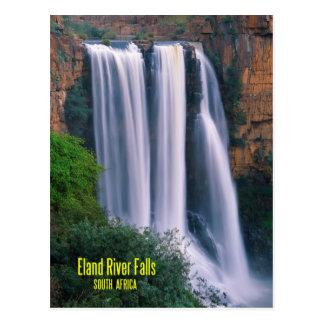 Eland River Falls Post Cards