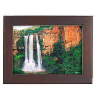 Elands River Falls, Mpumalanga, South Africa Keepsake Box