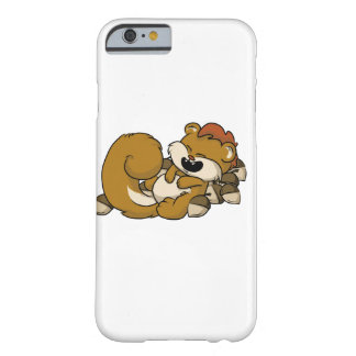 Elated Squirrel! Barely There iPhone 6 Case