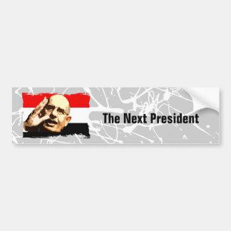 ElBaradei The Next President Bumper Stickers