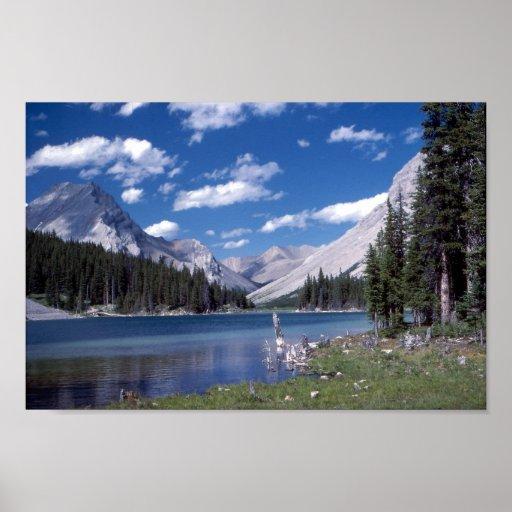 Elbow Lake Poster