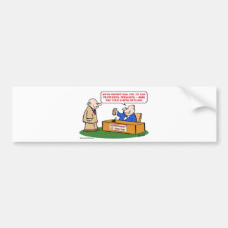 elbow patches promotion full professor bumper stickers