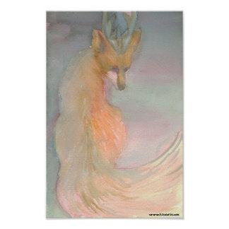 Elder Fox Poster