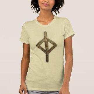 Elder Futhark Rune Jera T Shirts
