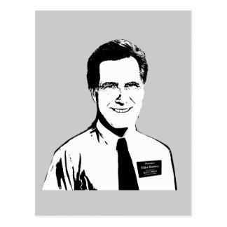 Elder Mitt Romney Post Cards