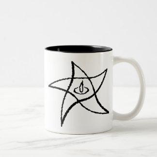 Elder Sign Two-Tone Mug