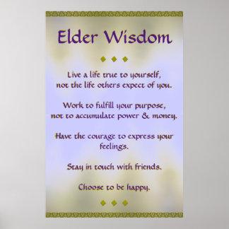 Elder Wisdom III Poster