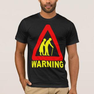 Elderly Crossing T-Shirt