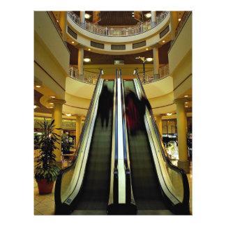 Eldon Garden shopping mall, Newcastle, England 21.5 Cm X 28 Cm Flyer