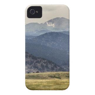 Eldorado Canyon and Continental Divide Above iPhone 4 Cover