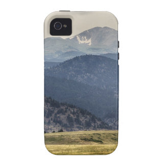 Eldorado Canyon and Continental Divide Above iPhone 4/4S Cover