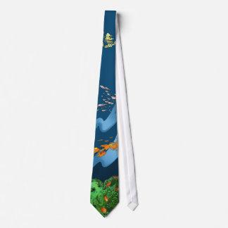Eldrich Anemone Tie
