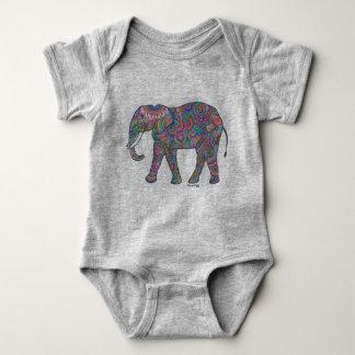 ele-infant baby bodysuit