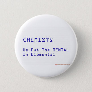 ele-Mental 6 Cm Round Badge