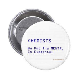ele-Mental 6 Cm Round Badge
