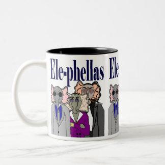 Ele-phellas Mug
