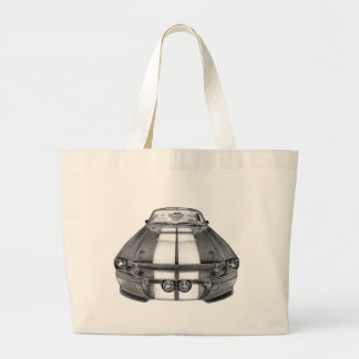 Eleanor Ford Mustang Inverted Canvas Bag