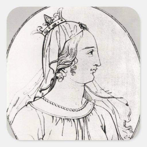 Eleanor of Aquitaine Stickers