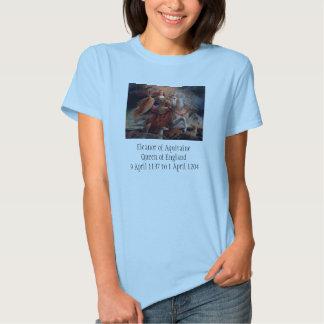 Eleanor of Aquitaine T-shirts