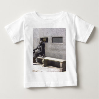 Eleanor Rigby Statue, Liverpool UK Baby T-Shirt