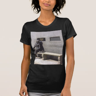 Eleanor Rigby Statue, Liverpool UK T-Shirt