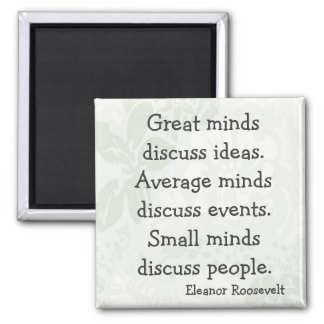 Eleanor Roosevelt Sayings Fridge Magnets