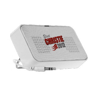 ELECT CHRIS CHRISTIE TRAVELLING SPEAKERS