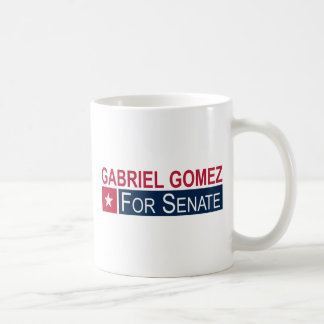 Elect Gabriel Gomez Basic White Mug
