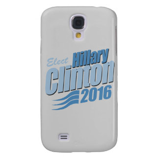 ELECT HILLARY CLINTON png Galaxy S4 Cover