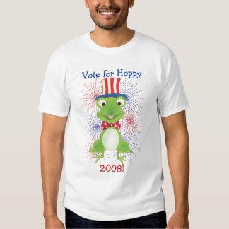 Elect Hoppy! Tshirt