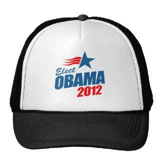 Elect Obama 2012 Hat