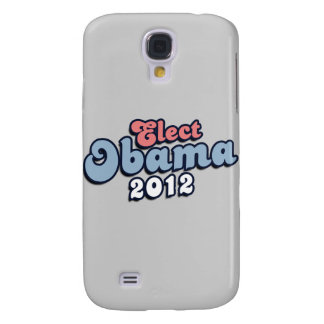 ELECT PRESIDENT OBAMA - png Samsung Galaxy S4 Case