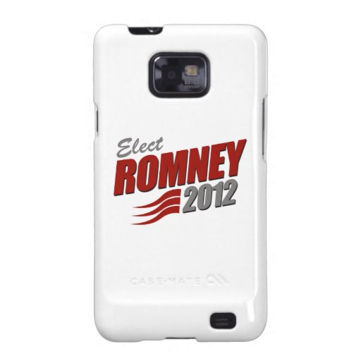 Elect ROMNEY Galaxy S2 Case