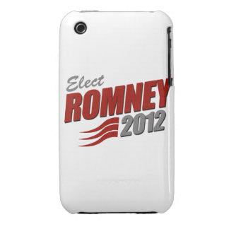 Elect ROMNEY iPhone 3 Covers