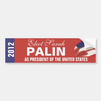 Elect Sarah Palin Bumper Sticker