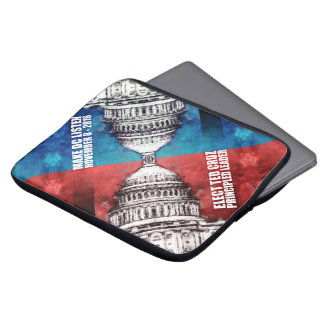 Elect Ted Cruz Laptop Computer Sleeves