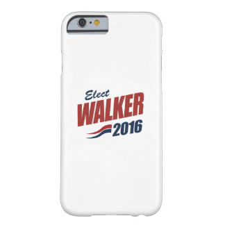 Elect Walker 2016 - Election 2016 Barely There iPhone 6 Case