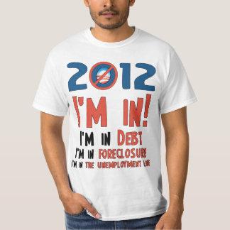 Election 2012 - Anti Barack Obama Tees