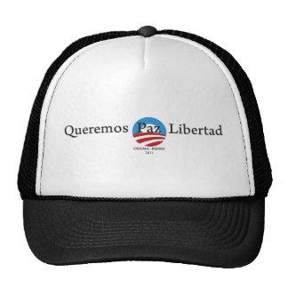 Election 2012 cap