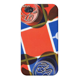 Election Checkerboard iPhone 4 Covers