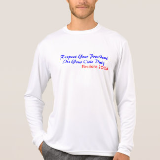 Elections 2008 T-Shirt
