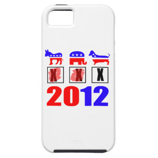 Elections are for the dogs! iPhone 5 cover