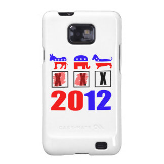 Elections are for the dogs! galaxy s2 covers