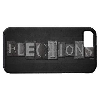 Elections Tough iPhone 5 Case