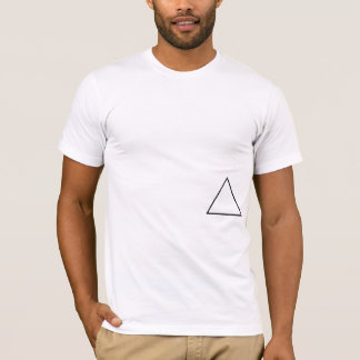 ElecTriAngle v0.1 Black T-Shirt