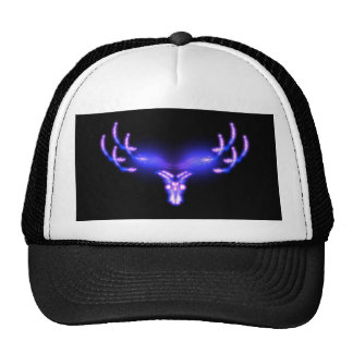 Electric Antlers Cap