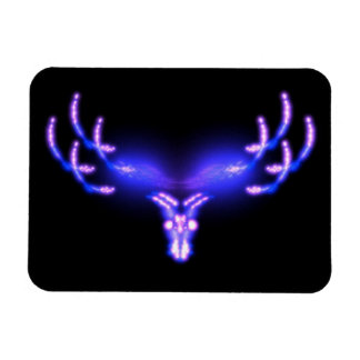 Electric Antlers Flexible Magnet