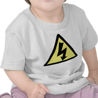 Electric Baby T-shirts