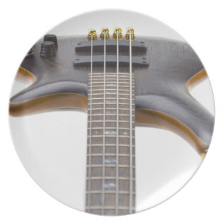 Electric Bass Guitar Plate